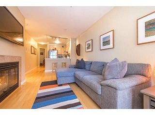 """Photo 3: 206 3278 HEATHER Street in Vancouver: Cambie Condo for sale in """"The Heatherstone"""" (Vancouver West)  : MLS®# V1121190"""