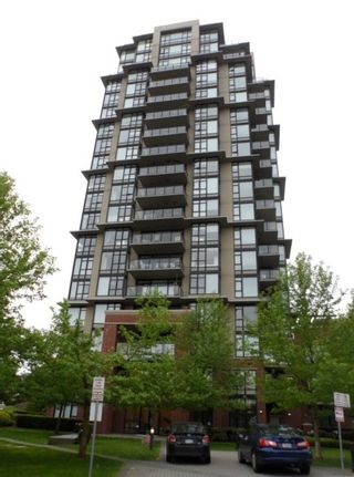 """Photo 1: 502 11 E ROYAL Avenue in New Westminster: Fraserview NW Condo for sale in """"Victoria Hill High-Rise Residences"""" : MLS®# R2062450"""