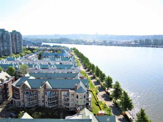 "Photo 2: 307A 1220 QUAYSIDE Drive in New Westminster: Quay Condo for sale in ""TIFFANY SHORES"" : MLS®# R2248729"