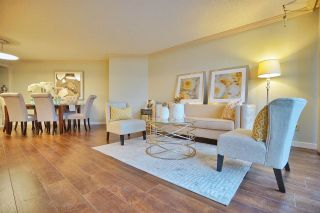 Photo 5: 1207 3920 HASTINGS Street in Burnaby: Willingdon Heights Condo for sale (Burnaby North)  : MLS®# R2226262