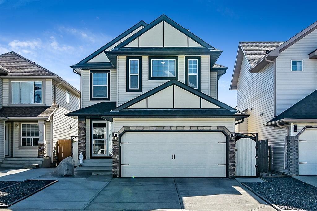 Main Photo: 145 Saddlehorn Crescent NE in Calgary: Saddle Ridge Detached for sale : MLS®# A1109018