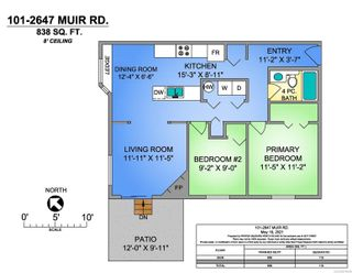 Photo 11: 101 2647 Muir Rd in : CV Courtenay East Condo for sale (Comox Valley)  : MLS®# 876440