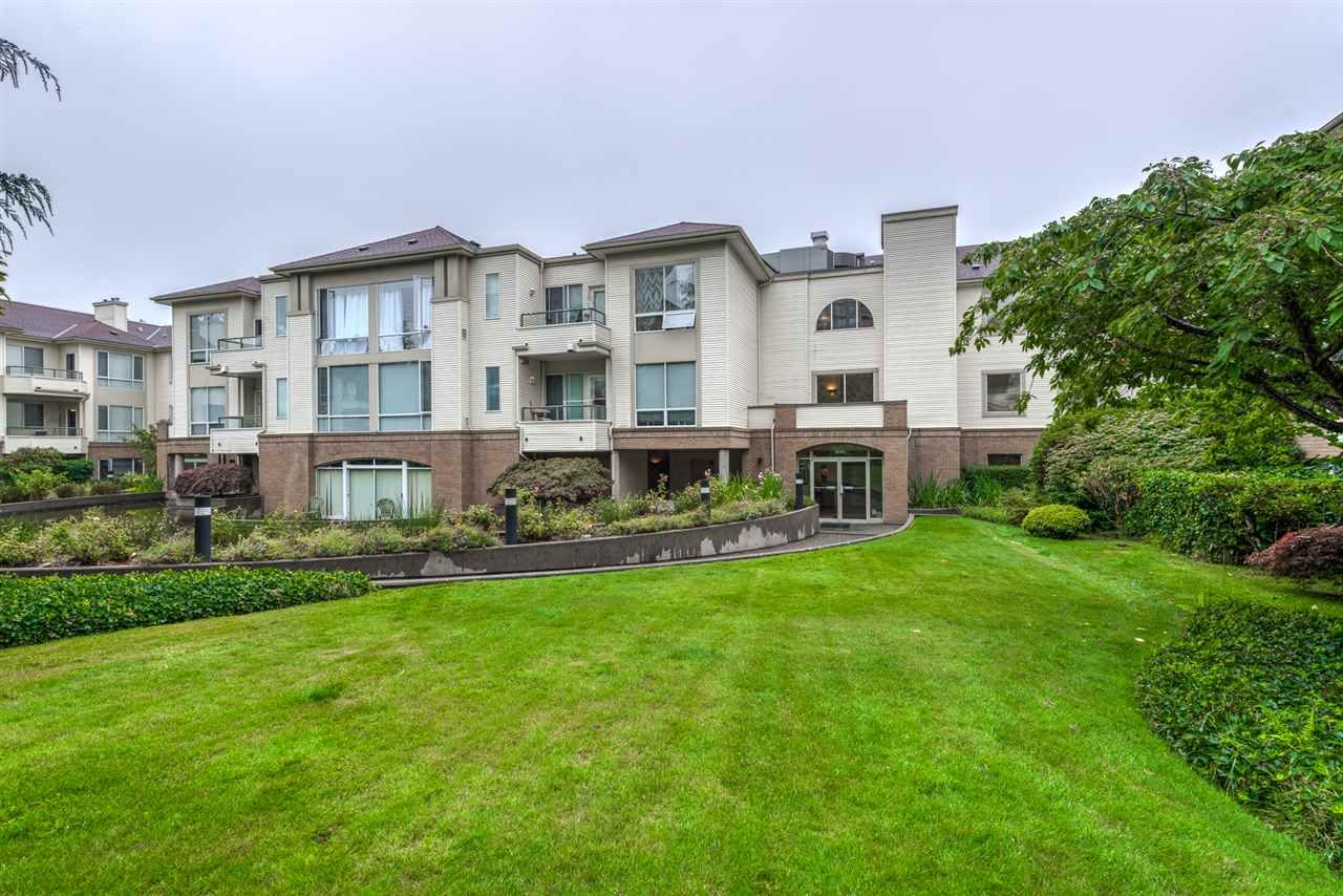 "Main Photo: 414 6742 STATION HILL Court in Burnaby: South Slope Condo for sale in ""WYNDHAM COURT"" (Burnaby South)  : MLS®# R2097539"