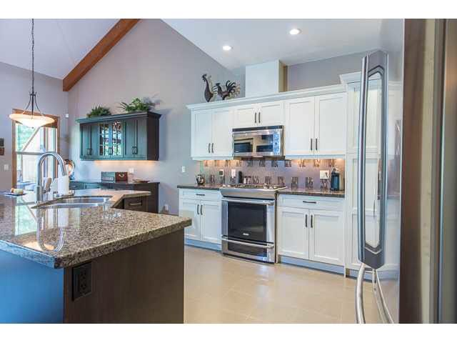 """Photo 4: Photos: 85 24185 106B Avenue in Maple Ridge: Albion Townhouse for sale in """"TRAILS EDGE BY OAKVALE"""" : MLS®# V1143588"""