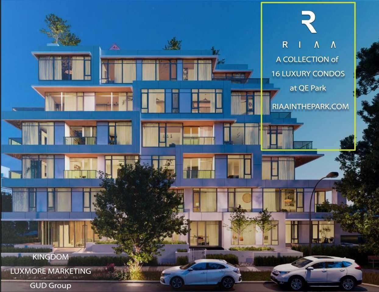 Main Photo: 203 485 W 35TH Avenue in Vancouver: Cambie Condo for sale (Vancouver West)  : MLS®# R2573710