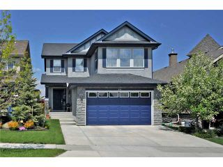Photo 1: 56 EVERWILLOW Boulevard SW in CALGARY: Evergreen Residential Detached Single Family for sale (Calgary)  : MLS®# C3470767