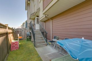 Photo 19: 22 1211 EWEN AVENUE in New Westminster: Queensborough Townhouse for sale : MLS®# R2077512