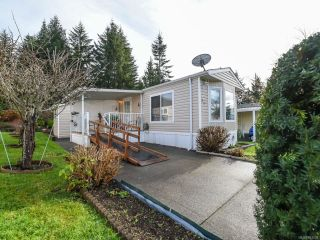 Photo 1: 37 4714 Muir Rd in COURTENAY: CV Courtenay East Manufactured Home for sale (Comox Valley)  : MLS®# 803028