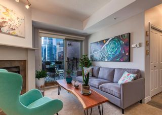 Photo 5: 603 110 7 Street SW in Calgary: Eau Claire Apartment for sale : MLS®# A1142168