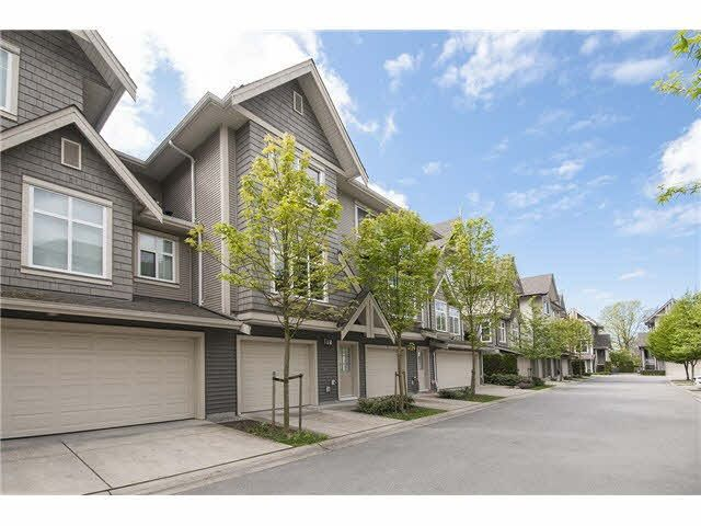 """Main Photo: 27 9800 ODLIN Road in Richmond: West Cambie Townhouse for sale in """"ALEXANDRA"""" : MLS®# R2405272"""