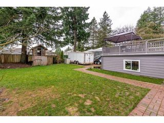 Photo 36: 924 GROVER Avenue in Coquitlam: Coquitlam West House for sale : MLS®# R2524127