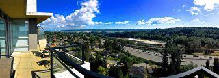 "Photo 2: 2102 555 DELESTRE Avenue in Coquitlam: Coquitlam West Condo for sale in ""CORA TOWERS"" : MLS®# R2083694"