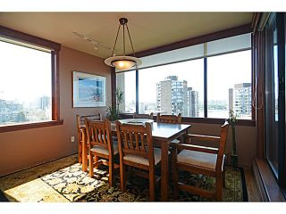Photo 5: # 1603 1236 BIDWELL ST in Vancouver: West End VW Condo for sale (Vancouver West)  : MLS®# V1125989