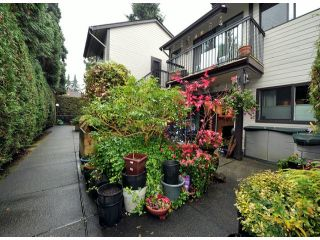 """Photo 17: 11 460 W 16TH Avenue in Vancouver: Cambie Townhouse for sale in """"Cambie Square"""" (Vancouver West)  : MLS®# V1054620"""