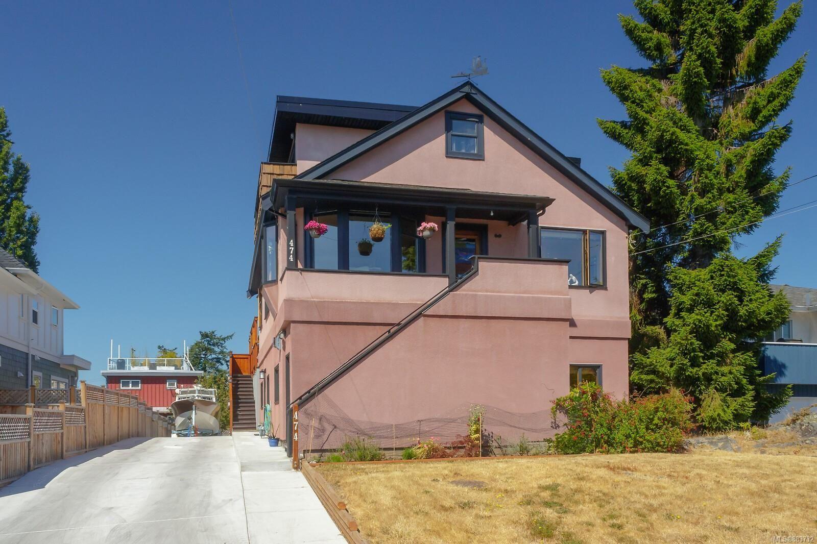 Main Photo: 474 Foster St in : Es Esquimalt House for sale (Esquimalt)  : MLS®# 883732