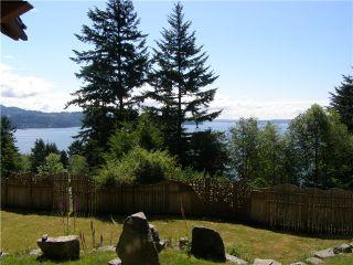 Main Photo: 830 TAYLOR Road: Bowen Island House for sale : MLS®# V1056856