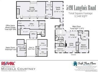 Photo 11: 5491 LANGLOIS ROAD in COURTENAY: CV Courtenay North House for sale (Comox Valley)  : MLS®# 703090