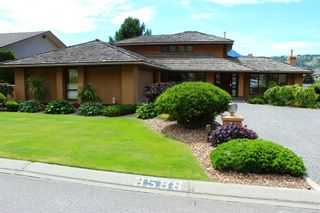 Main Photo: 3588 Navatanee Drive in Kamloops: South Thompson Valley House for sale : MLS®# 135510