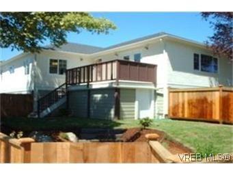Main Photo:  in VICTORIA: Vi Jubilee Half Duplex for sale (Victoria)  : MLS®# 437462