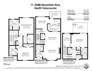 """Photo 36: 11 2688 MOUNTAIN Highway in North Vancouver: Westlynn Townhouse for sale in """"Craftsman Estates"""" : MLS®# R2576521"""
