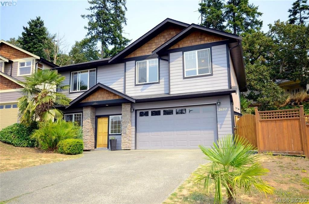 Main Photo: 2657 Crystalview Dr in VICTORIA: La Atkins House for sale (Langford)  : MLS®# 768154