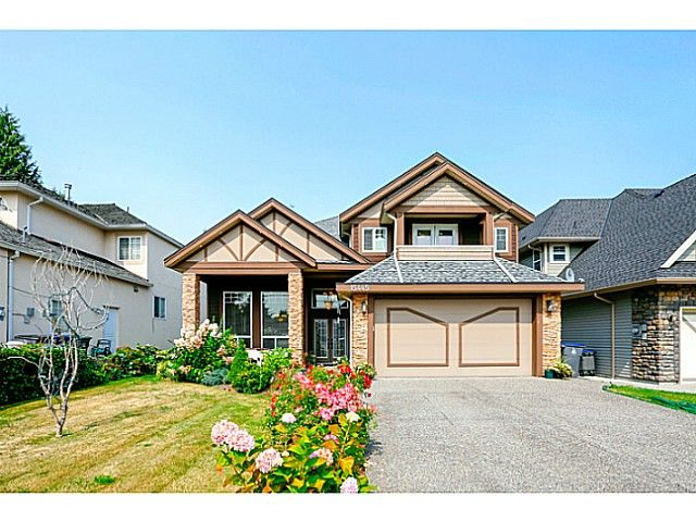 Main Photo: 15445 20TH AV in Surrey: King George Corridor House for sale (South Surrey White Rock)  : MLS®# F1427514