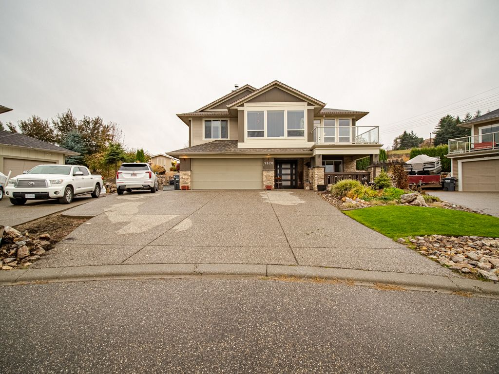 Main Photo: 9820 Montrose Place in Coldstream: House for sale : MLS®# 10218996