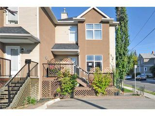 Photo 3: 1730 21 Avenue SW in CALGARY: Bankview Townhouse for sale (Calgary)  : MLS®# C3503737
