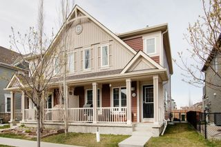 Photo 2: 3129 Windsong Boulevard SW: Airdrie Semi Detached for sale : MLS®# A1104834