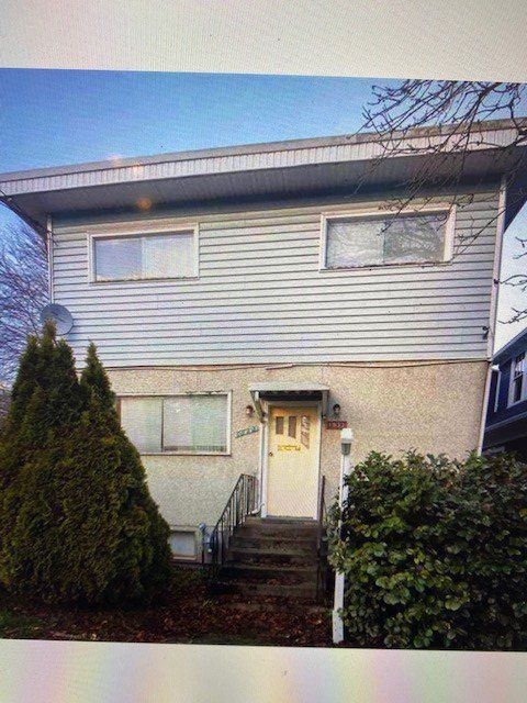 Main Photo: 1933 Turner Street in Vancouver: House for sale
