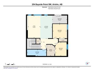 Photo 39: 254 BAYSIDE Point SW: Airdrie Detached for sale : MLS®# A1037560