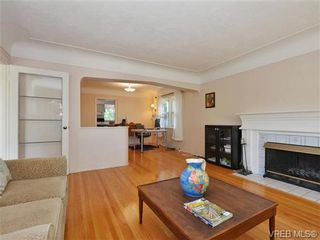 Photo 3: 1887 Forrester St in VICTORIA: SE Camosun House for sale (Saanich East)  : MLS®# 735465