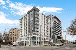 Photo 1: 608 1090 Johnson St in : Vi Downtown Condo for sale (Victoria)  : MLS®# 861377