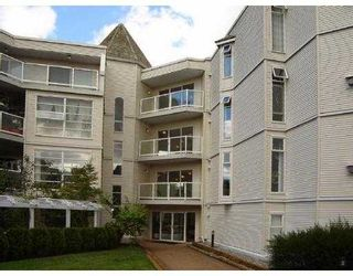 """Photo 1: 210 1220 LASALLE Place in Coquitlam: Canyon Springs Condo for sale in """"MOUNTAINSIDE"""" : MLS®# V684833"""