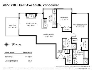 "Photo 19: 207 1990 SE KENT Avenue in Vancouver: South Marine Condo for sale in ""Harbour House at Tugboat Landing"" (Vancouver East)  : MLS®# R2345150"