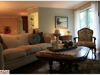"""Photo 4: 64 4001 OLD CLAYBURN Road in Abbotsford: Abbotsford East Townhouse for sale in """"Cedar Springs"""" : MLS®# F1009565"""