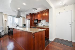 """Photo 2: 704 4200 MAYBERRY Street in Burnaby: Metrotown Condo for sale in """"TIMES SQUARE"""" (Burnaby South)  : MLS®# R2573278"""