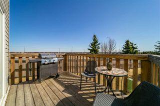 Photo 27: 22 15151 43 Street in Edmonton: Zone 02 House Half Duplex for sale : MLS®# E4239001