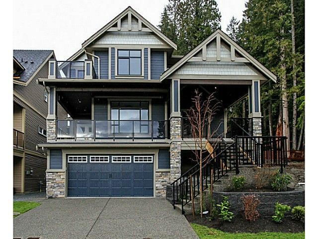Main Photo: 3533 GALLOWAY Avenue in Coquitlam: Burke Mountain House for sale : MLS®# V1106374