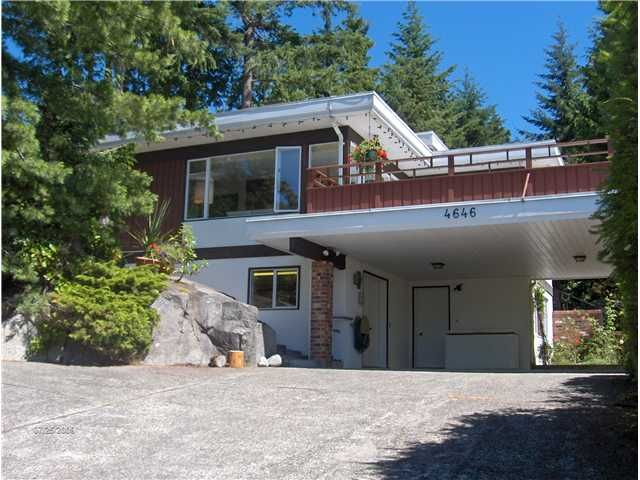 FEATURED LISTING: 4646 WOODGROVE Place West Vancouver