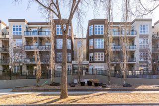 Photo 1: 348 10403 122 Street in Edmonton: Zone 07 Condo for sale : MLS®# E4255034