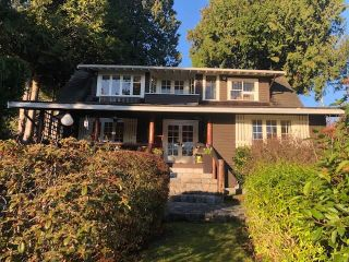 Photo 1: 2397 HAYWOOD Avenue in West Vancouver: Dundarave House for sale : MLS®# R2525737