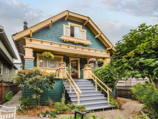 Main Photo: 3140 W 3RD Avenue in Vancouver: Kitsilano House for sale (Vancouver West)  : MLS®# R2623179