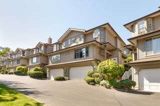 """Photo 3: 148 1495 LANSDOWNE Drive in Coquitlam: Westwood Plateau Townhouse for sale in """"GREYHAWKE ESTATES"""" : MLS®# R2594509"""