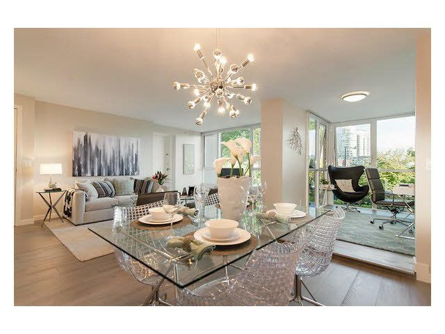 Main Photo: 202 1388 HOMER Street in Vancouver: Yaletown Condo for sale (Vancouver West)  : MLS®# V1089754