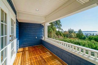 Photo 21:  in West Vancouver: Caulfeild House for sale : MLS®# AR148