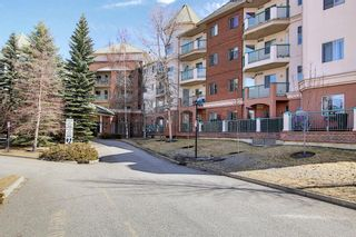 Main Photo: 102 200 Lincoln Way SW in Calgary: Lincoln Park Apartment for sale : MLS®# A1087068