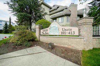 Photo 2: 301 12125 75A Avenue in Surrey: West Newton Condo for sale : MLS®# R2366072