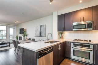 """Photo 4: 401 119 W 22ND Street in North Vancouver: Central Lonsdale Condo for sale in """"Anderson Walk"""" : MLS®# R2436594"""