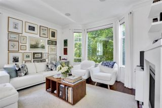 Photo 3: 2162 W 8TH AVENUE in Vancouver: Kitsilano Townhouse for sale (Vancouver West)  : MLS®# R2599384